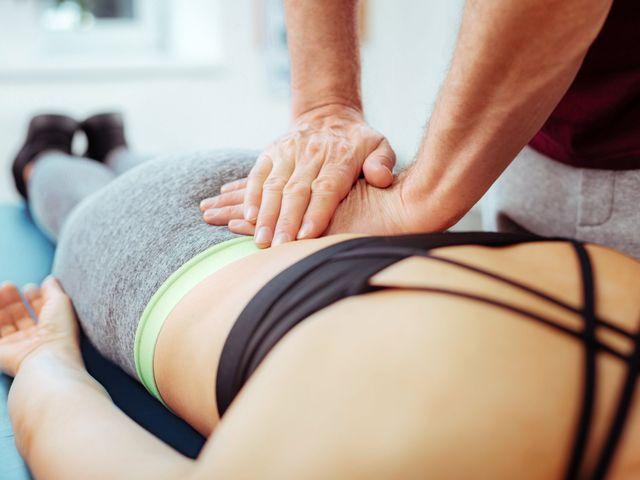 Zimowa terapia masażem